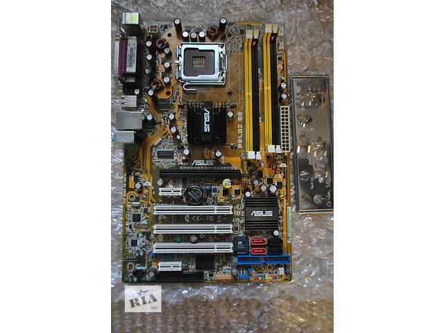 купить бу Материнские платы на DDR2, DDR3 память в Львове
