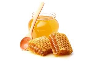 Мед в сотах высочайшего качества. Очень вкусный и полезный!