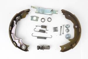 Механизм тормозной левый Mitsubishi Outlander (CW) XL 06-14 (Мицубиси Оутлендер ХЛ)