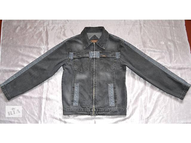 продам Джинсовая курточка (пиджак) в идеальном состоянии бу в Николаеве
