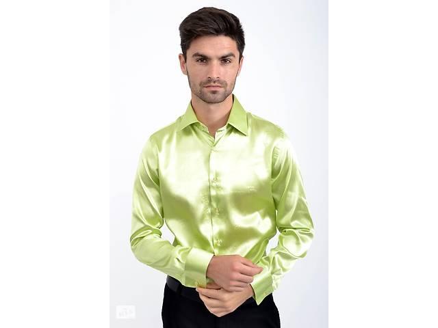 продам Рубашка 113RPass003 цвет Салатовый бу в Одесі