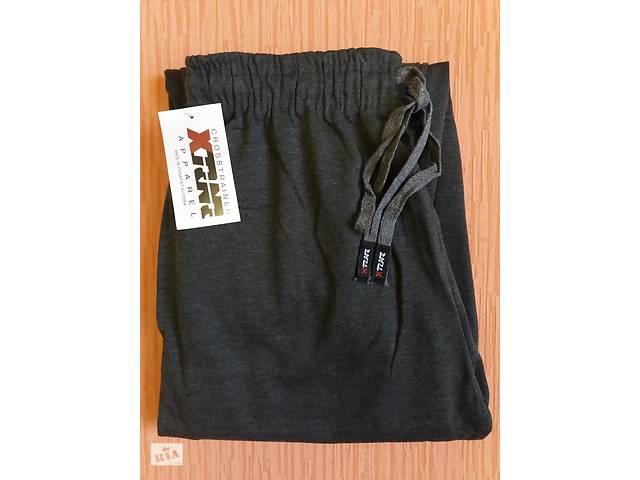 купить бу Спортивные штаны теплые унисекс р 48-50 темно-серые на манжете.От 4шт по 72грн в Александрие