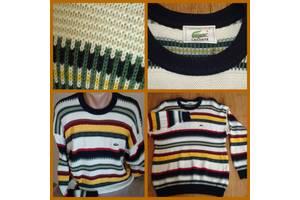 Нові чоловічі кофти і пуловери Lacoste