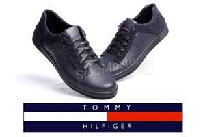 Новые Мужские кеды Tommy Hilfiger