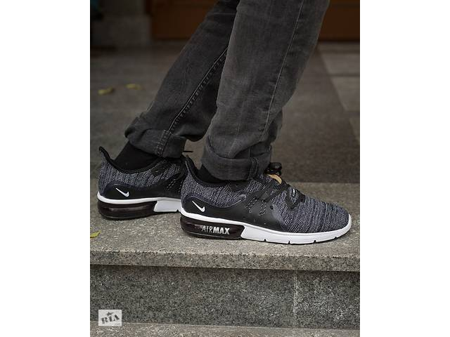 купить бу Кросівки Nike Air Max Sequent 2018.Купити чоловічі найк арі макс  недорого в 41006b738550f