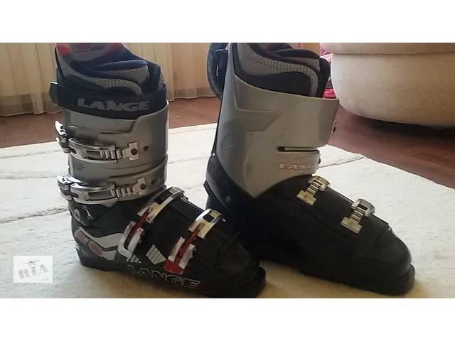 Лыжные Ботинки- объявление о продаже  в Киеве