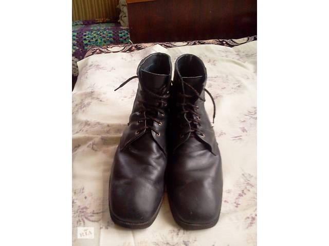 Чоловічі шкіряні черевики - Чоловіче взуття в Дубні (Рівненській обл ... 5c68f091c9b5b
