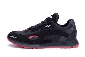 Мужские кожаные кроссовки Puma  Red Star (реплика)