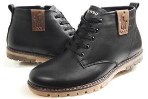 Нові чоловічі черевики і напівчеревики Polo Ralph Lauren