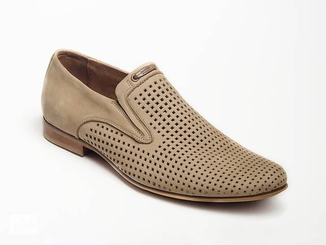 Туфли BASCONI 204102-G Бежевые- объявление о продаже  в Киеве