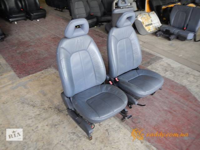 бу Mercedes A-Class - передние кожаные сиденья в Киеве