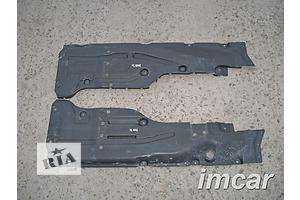 Защиты шасси Mercedes ML-Class