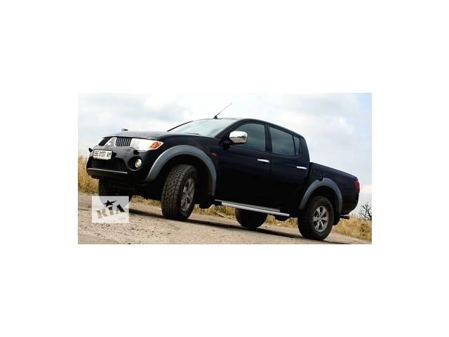 купить бу Mitsubishi L 200 запчасти б/у  4WD Super Select в Киеве