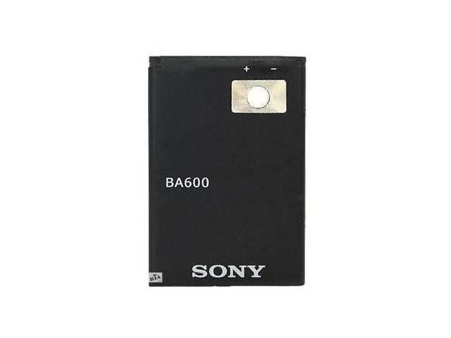 бу Акумулятор батарея BA600 для Sony Xperia U ST25i оригінальний в Києві