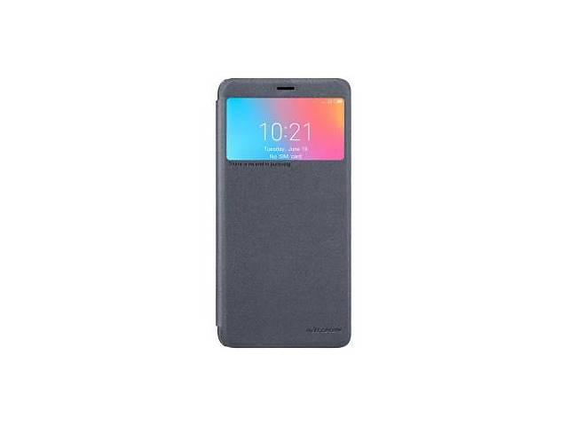купить бу Чохол книжка Nillkin Sparkle Series для Xiaomi Redmi 6A Black (Код  товару  b47d767d77ae8
