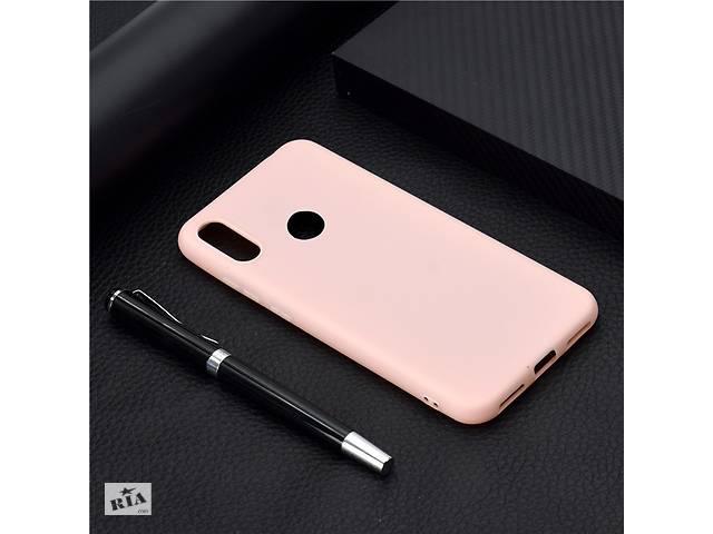продам Чехол Soft Touch для Honor 8A силикон бампер светло-розовый бу в Киеве