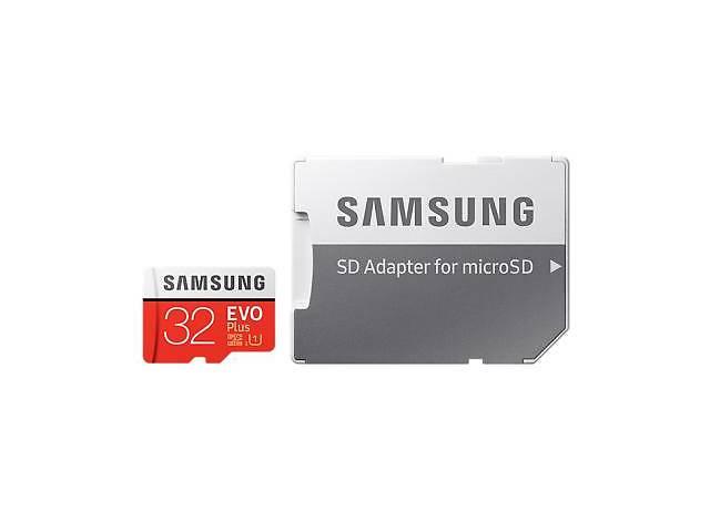 бу Карта памяти Samsung 32GB microSD class 10 UHS-I Evo Plus (MB-MC32GA/RU) в Харькове