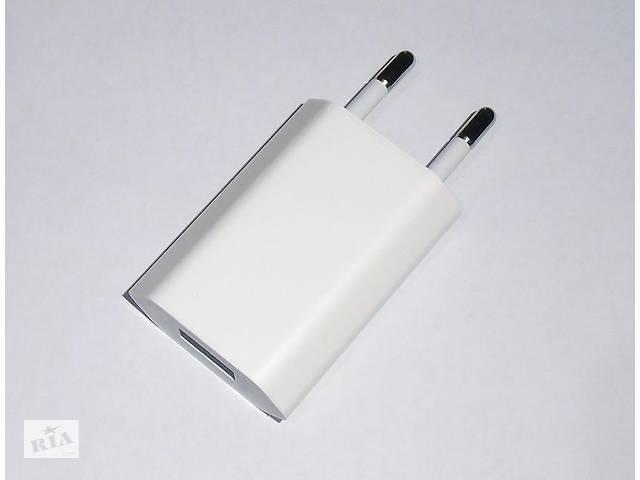 бу Оригінальний зарядний пристрій блок iPhone 3 4 5 6 7 iPod iPad mini в Кременчуці