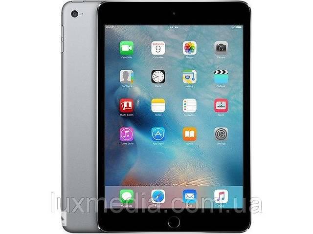 Apple iPad mini 4 Wi-Fi 128GB Space Gray (MK9N2)- объявление о продаже  в Луцьку