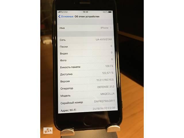 Apple Iphone 6s 128gb Space gray Gevey unlocked- объявление о продаже  в Каменском (Днепропетровской обл.) (Днепродзержинск)