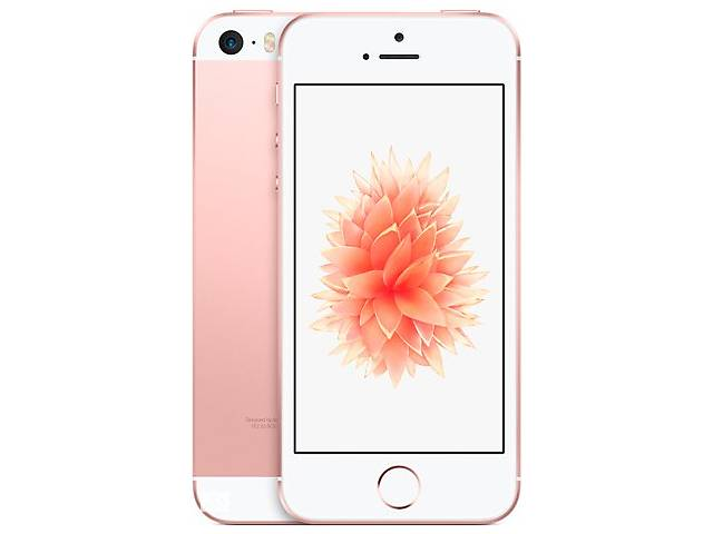 бу Apple iPhone SE 32GB Rose Gold (MP852) в Киеве