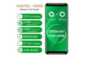 Новые Мобильные на две СИМ-карты Oukitel