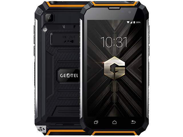 продам Geotel G1 Terminator Orange бу в Києві