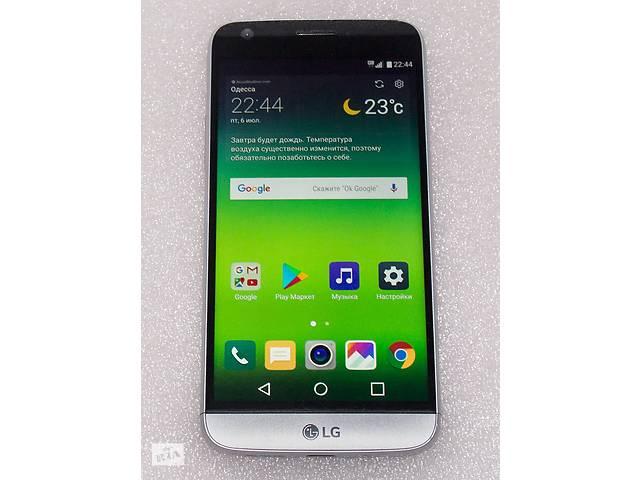 продам LG G5 US992 GSM/CDMA Titan Grey Snapdragon 820 32Гб 4 Гб Оригінал США бу в Одесі