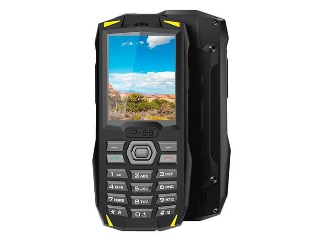 купить бу Мобильный телефон Blackview BV1000 Yellow в Харькове