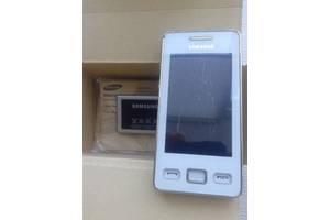 б/у Сенсорные мобильные телефоны Samsung Samsung S5260 Star II Wi-Fi Onyx Black