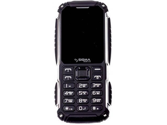Мобильный телефон Sigma mobile X-treme PT68 Black- объявление о продаже  в Харькове