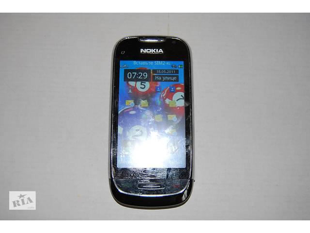 продам Nokia c7 Китай бу в Киеве