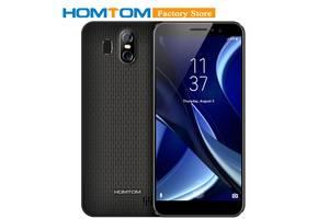 Нові Смартфони Homtom