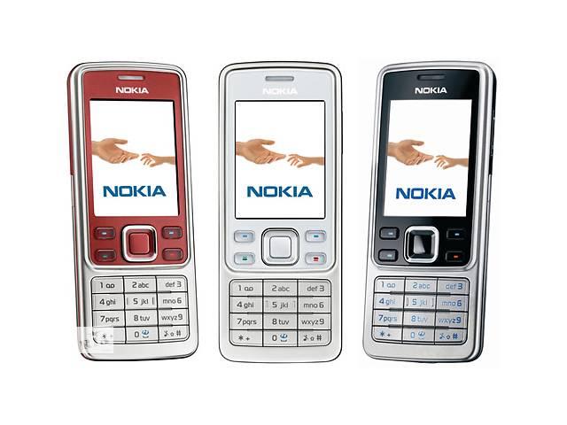 бу Оригинальный мобильный телефон Nokia 6300 1 sim, 2 дюйма, 2 Мп.  в Полтаві