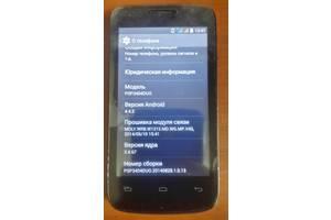 б/у Сенсорные мобильные телефоны Prestigio