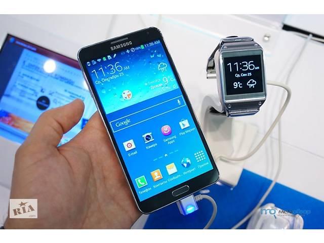 бу Распродажа!!! Samsung Note 3 + Чехол в подарок! в Киеве