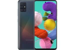 Samsung Galaxy A51 SM-A515F 6/128GB Black (SM-A515FZKWSEK) UA (Код товара:10169)
