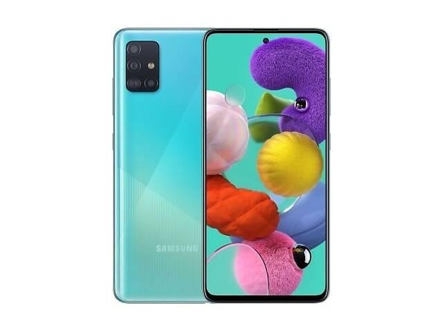 Samsung Galaxy A51 SM-A515F 6/128GB Blue (SM-A515FZBWSEK) UA (Код товара:10171)- объявление о продаже  в Харькове