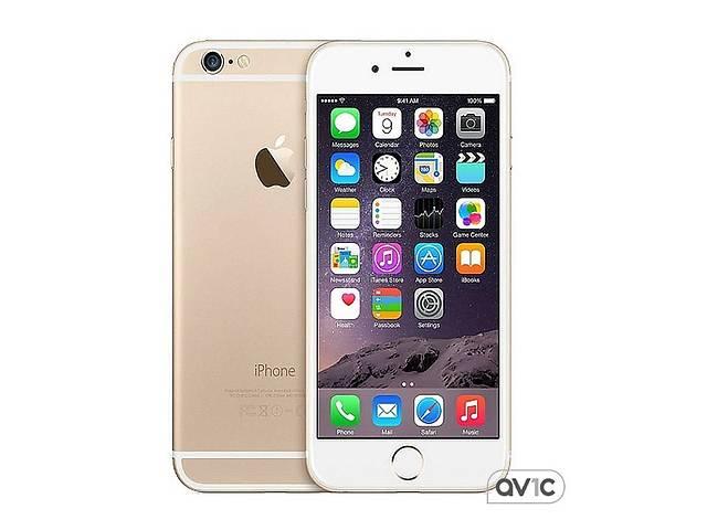 бу Смартфон Apple iPhone 6 64GB Gold (MG4J2) в Харькове