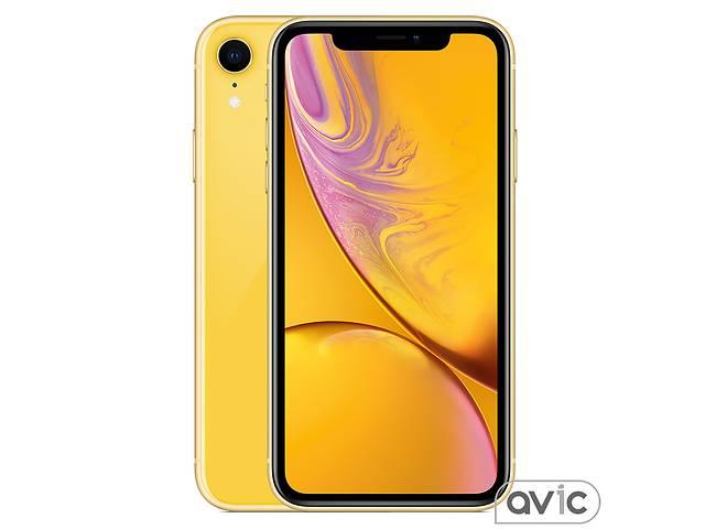 продам Смартфон Apple iPhone XR Dual Sim 64GB Yellow (MT162) бу в Харькове