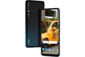 Смартфон Tecno Camon 12 (CC7) Dual Sim Dark Jade (4895180750915)