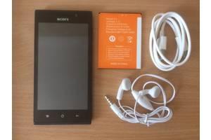 Нові Смартфони Sony