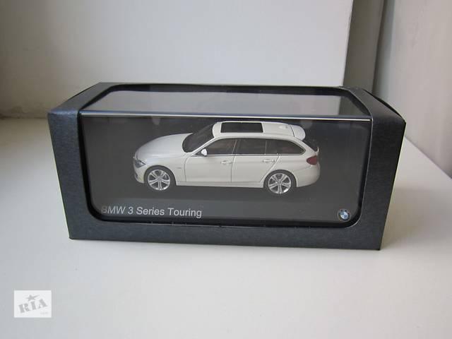 бу Модель автомобиля BMW 3 Series Touring (F31) в Киеве