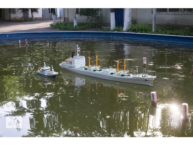 Модели и макеты кораблей – изготовление на заказ- объявление о продаже  в Николаеве