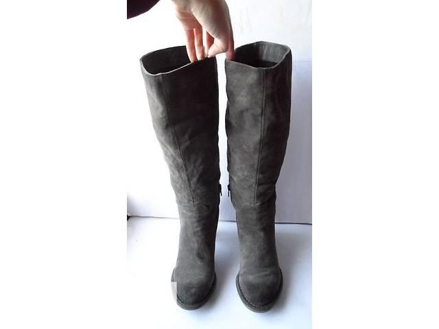 продам Модно красивые замшевые сапоги от gortz shoes.размер 40 бу в Калуше
