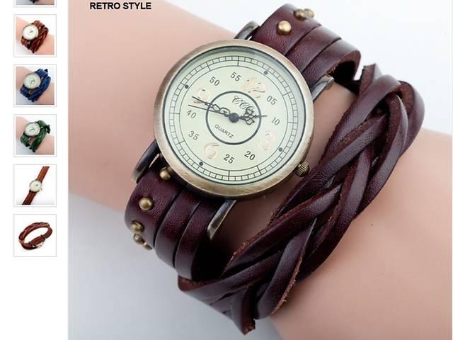 бу Модные стильные женские наручные часы-вот чего Вам еще нужно в Виннице