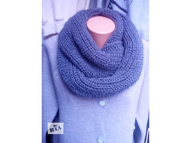 Модний шарф(снуд)- объявление о продаже  в Ивано-Франковске