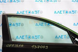 Молдинг дверь-стекло центральный перед прав Kia Optima 16- 82220-D4000 разборка Алето Авто запчасти Киа Оптима