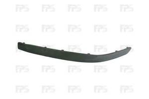 Новые Молдинги заднего/переднего бампера Skoda Octavia A5