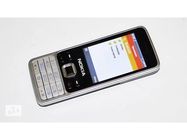 Nokia 6300 2 сим/2.4 дюйма/fm/bt/камера металлический корпус- объявление о продаже  в Черноморске (Ильичевск)